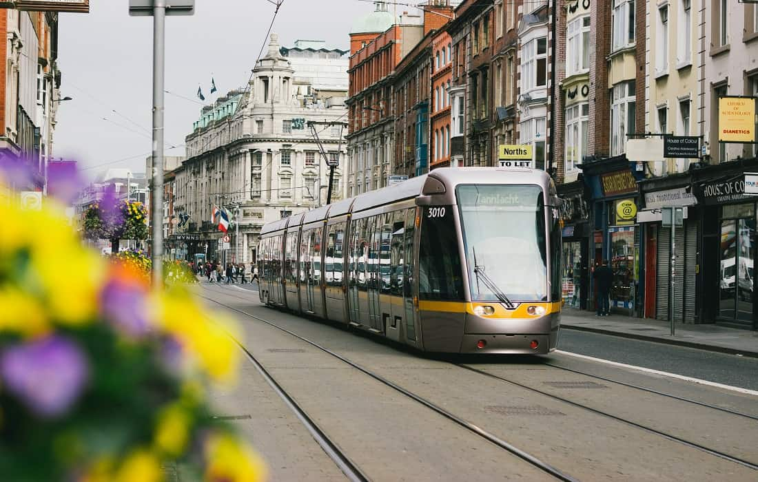 Public Transport Eco-Friendly Travel