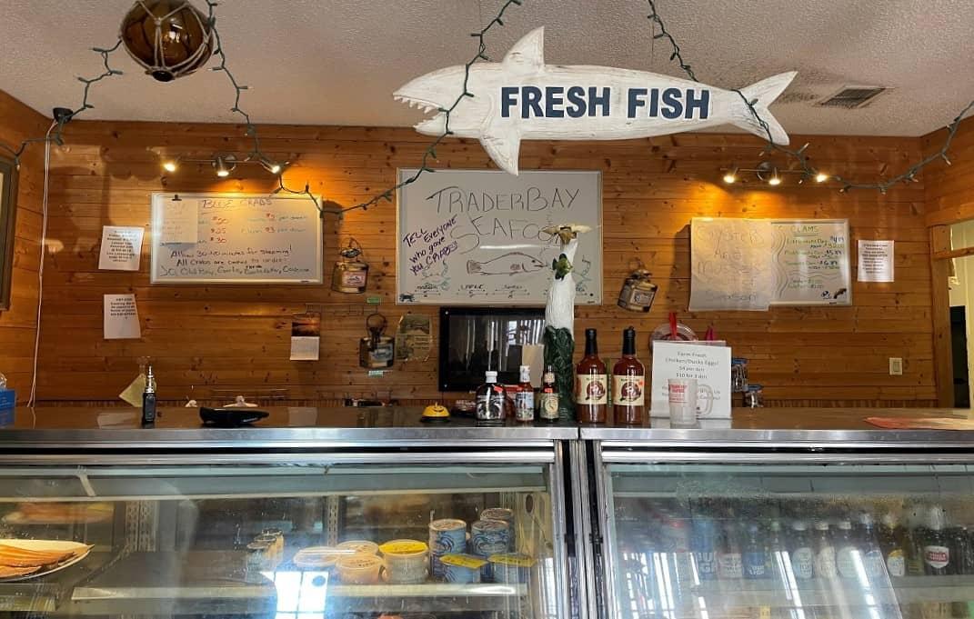 Trader Bay Seafood