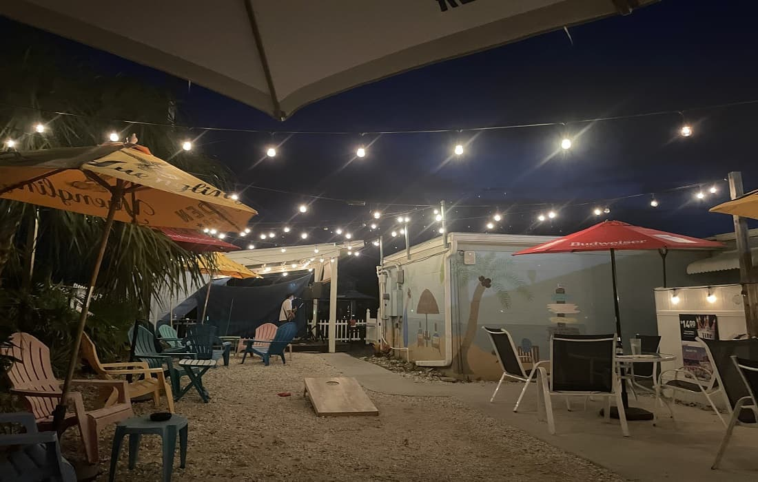 ZigZag Scallop Hernando Beach