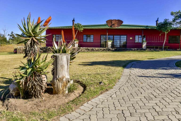 Mafusa Lodge