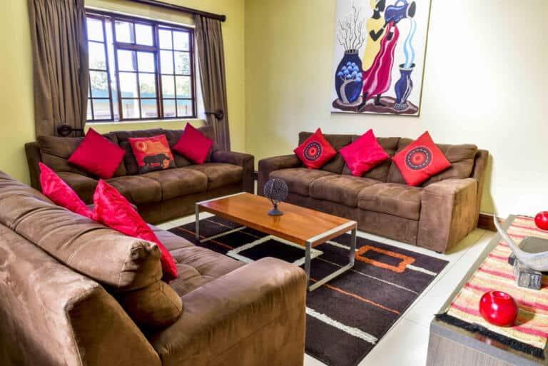 Mafusa Lodge Living Room