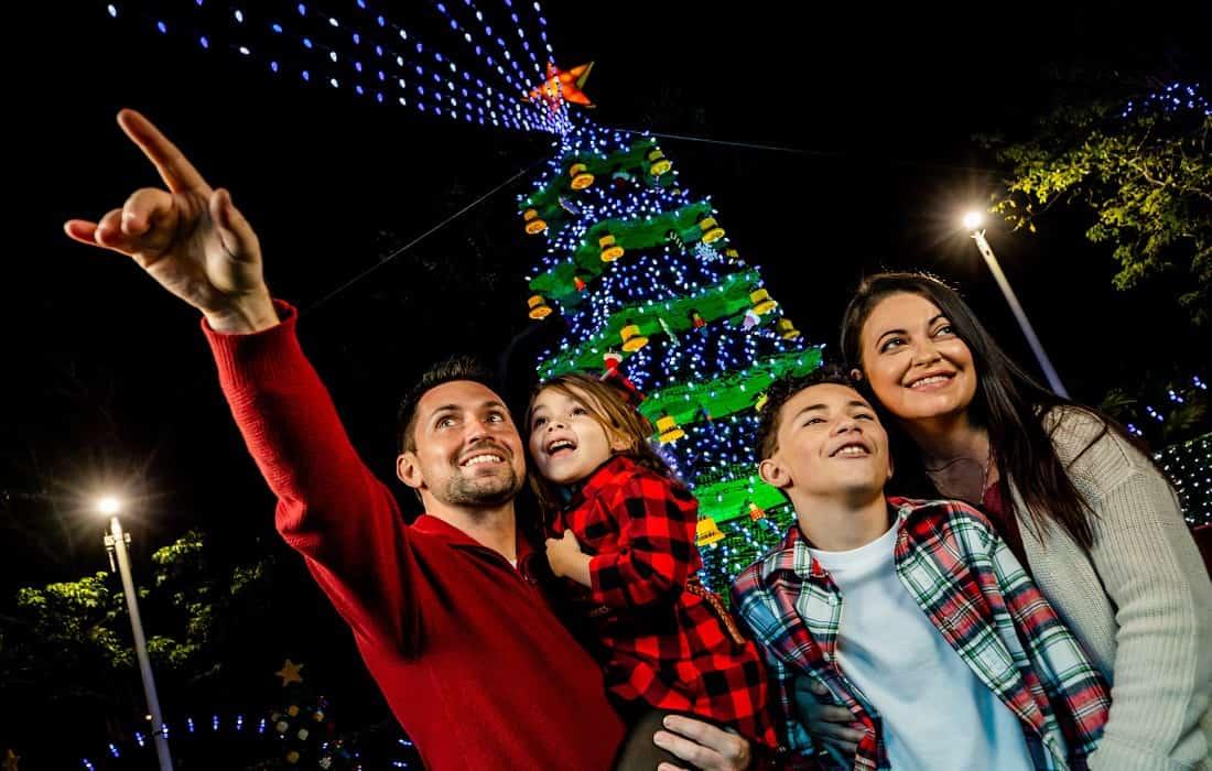 Christmas At Legoland