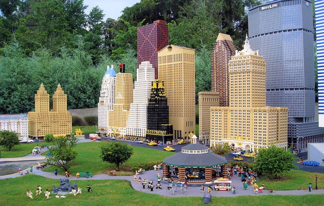 Miniland Legoland