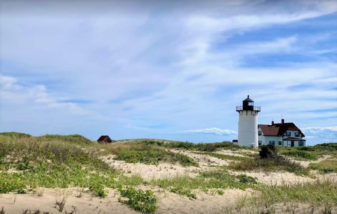 Race Point Light House New England