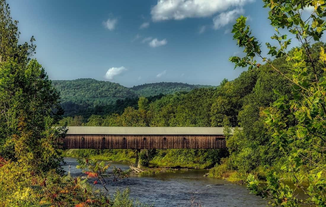 Vermont New England Road Trip